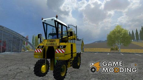 Gregoire G20 v 2.0 for Farming Simulator 2013