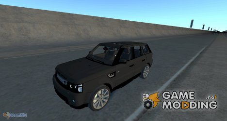Range Rover Sport for BeamNG.Drive
