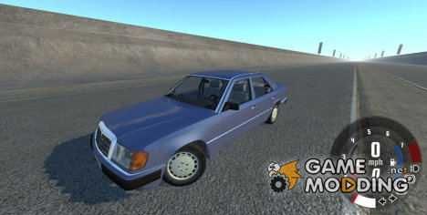 Mercedes-Benz W124 E280 for BeamNG.Drive
