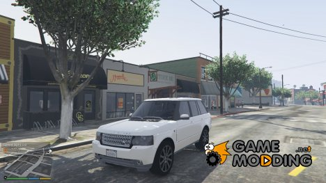 Range Rover Supercharged 2012 for GTA 5