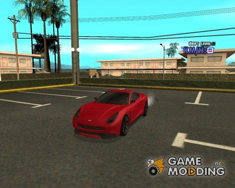 Dewbauchee Massacro для GTA San Andreas