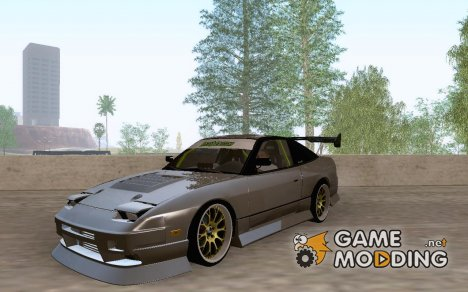 Nissan 240SX Drift Team for GTA San Andreas