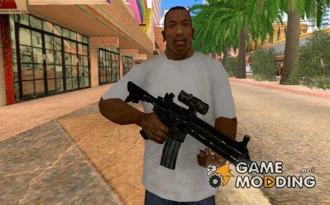 HK416 for GTA San Andreas