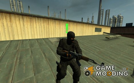 Dark Terrorist for Counter-Strike Source