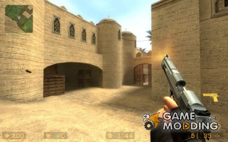 Vintage Deagle for Counter-Strike Source