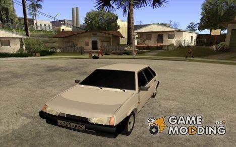 ВАЗ 2109 for GTA San Andreas