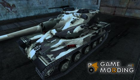 Шкурка для AMX 50B for World of Tanks