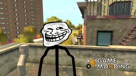 Тролль for GTA 4