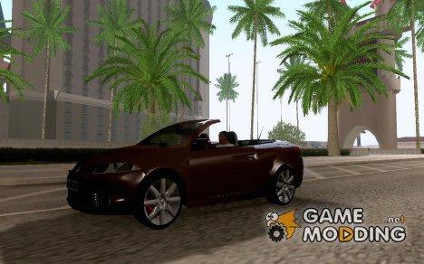 Renault Megane CC для GTA San Andreas