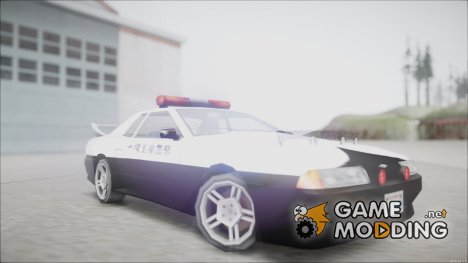 Elegy Saitama Prefectural Police for GTA San Andreas