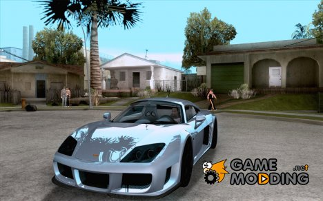 Noble M600 2010 V1.0 for GTA San Andreas