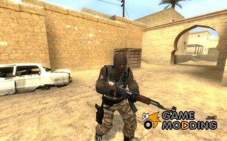 Iraq Terror для Counter-Strike Source