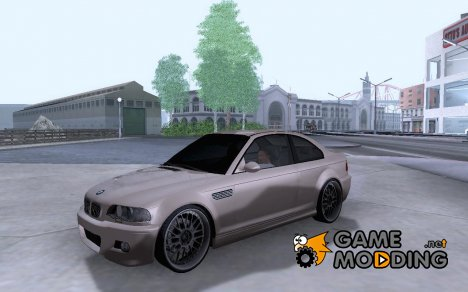 BMW M3 Custom for GTA San Andreas