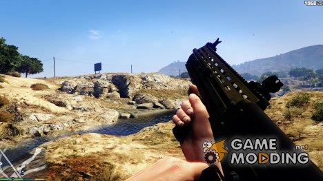 Battlefield 4 Bulldog for GTA 5