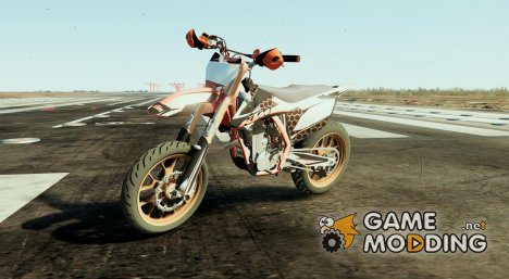 KTM Pit Bike for GTA 5