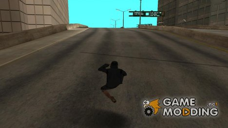 Fast Run Jump for GTA San Andreas