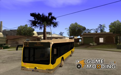 Mercedes-Benz Citaro LE for GTA San Andreas