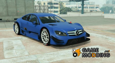 Mercedes-Benz AMG DTM C204 v1.2 for GTA 5