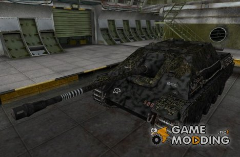 Ремоделлинг для JagdPanther for World of Tanks