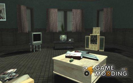 Текстуры дома из GTA 4 v2 for GTA San Andreas