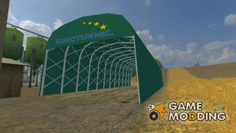 Tunnel Agricolo v 2.0 for Farming Simulator 2013