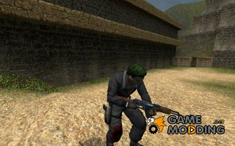 Demon  updated with Normals for Counter-Strike Source