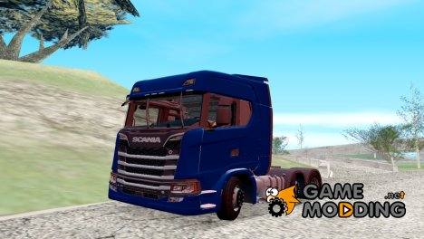 Scania Next Generation S730 V8 Euro 6 2016-2018 6x2 для GTA San Andreas