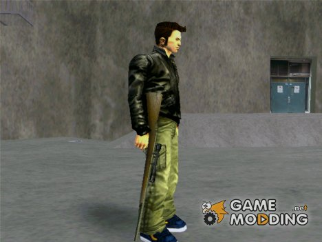 WEAPON MOD for GTA 3