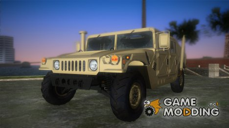 HMMWV M-998 1984 Desert Camo for GTA Vice City