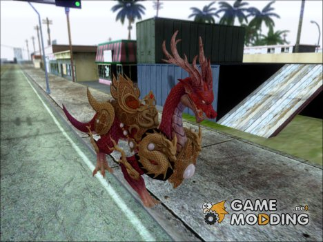 Kirin Dragon (TERA Online) for GTA San Andreas