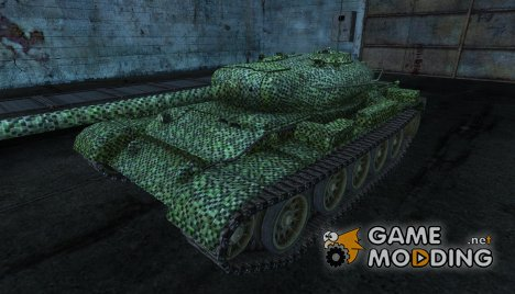 T-54 Rjurik for World of Tanks
