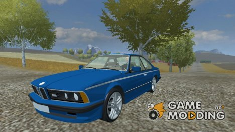 BMW 6 Series для Farming Simulator 2013