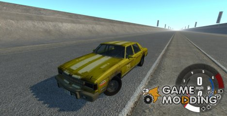 American Sedan v2 for BeamNG.Drive