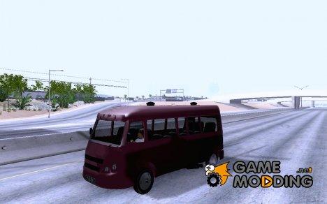 Peugeot Karsan J9 Premier для GTA San Andreas