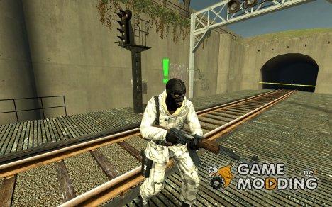 Modderfreak's Classic Artic для Counter-Strike Source