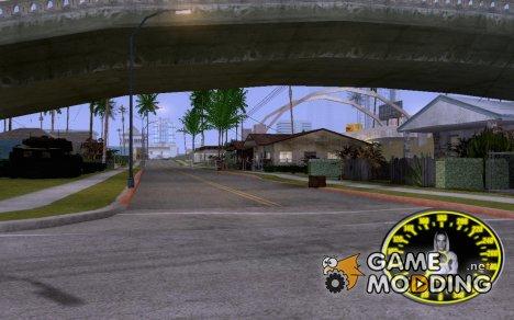 Спидометр GUF for GTA San Andreas