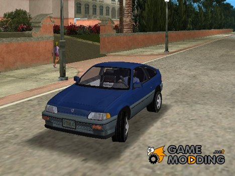1986 Honda CRX для GTA Vice City