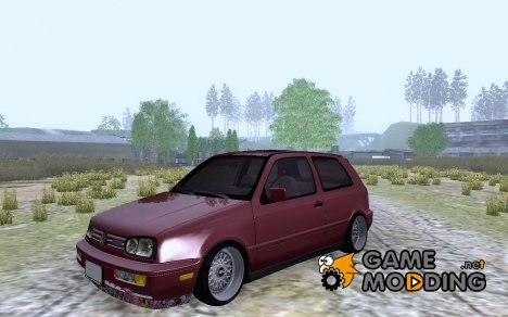 Volkswagen Golf III Light Rat для GTA San Andreas