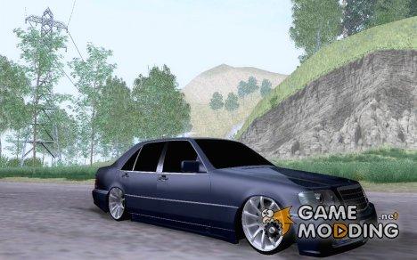 Mercedes-Benz S600 for GTA San Andreas