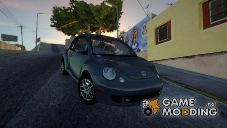 Volkswagen New Beetle 2004 Tunable для GTA San Andreas