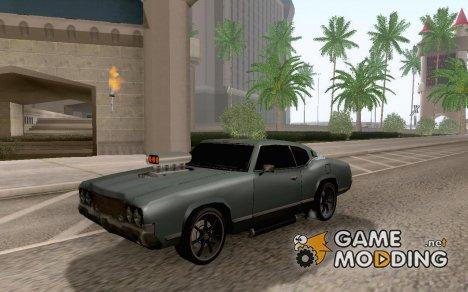 Super Sabre for GTA San Andreas