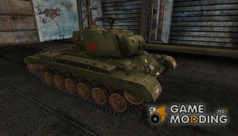 Шкурка для M46 Patton for World of Tanks