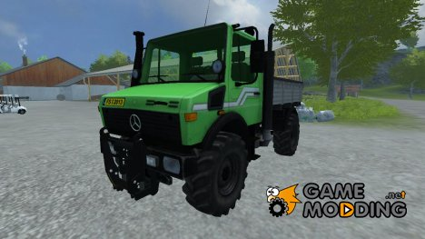 Unimog 1450 Agrofarm v 3.1 для Farming Simulator 2013
