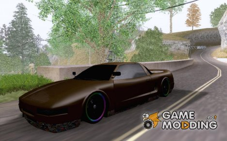 Infernus v3 by ZveR for GTA San Andreas