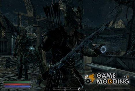 Морозная смерть для TES V Skyrim