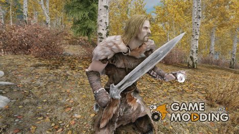 Better Imperial Sword for TES V Skyrim