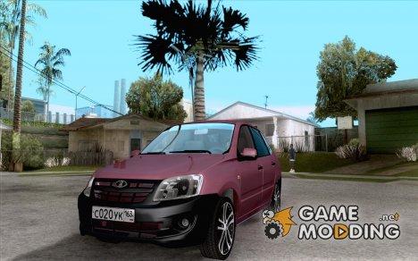 Lada 2170 для GTA San Andreas
