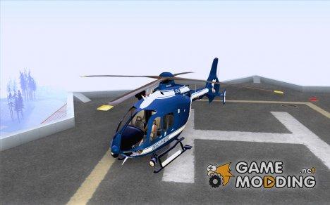 EC-135 Gendarmerie для GTA San Andreas