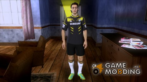 Mesut Ozil for GTA San Andreas