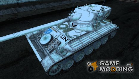 Шкурка для AMX 13 90 for World of Tanks